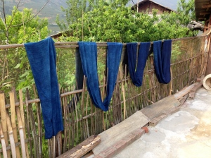 drying after being dyed 6x
