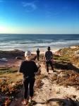 Surf check/ nature walk