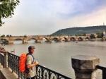 Famous Charles bridge