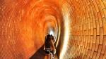 Tunnel under the Prague castle