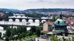 The Prague bridges